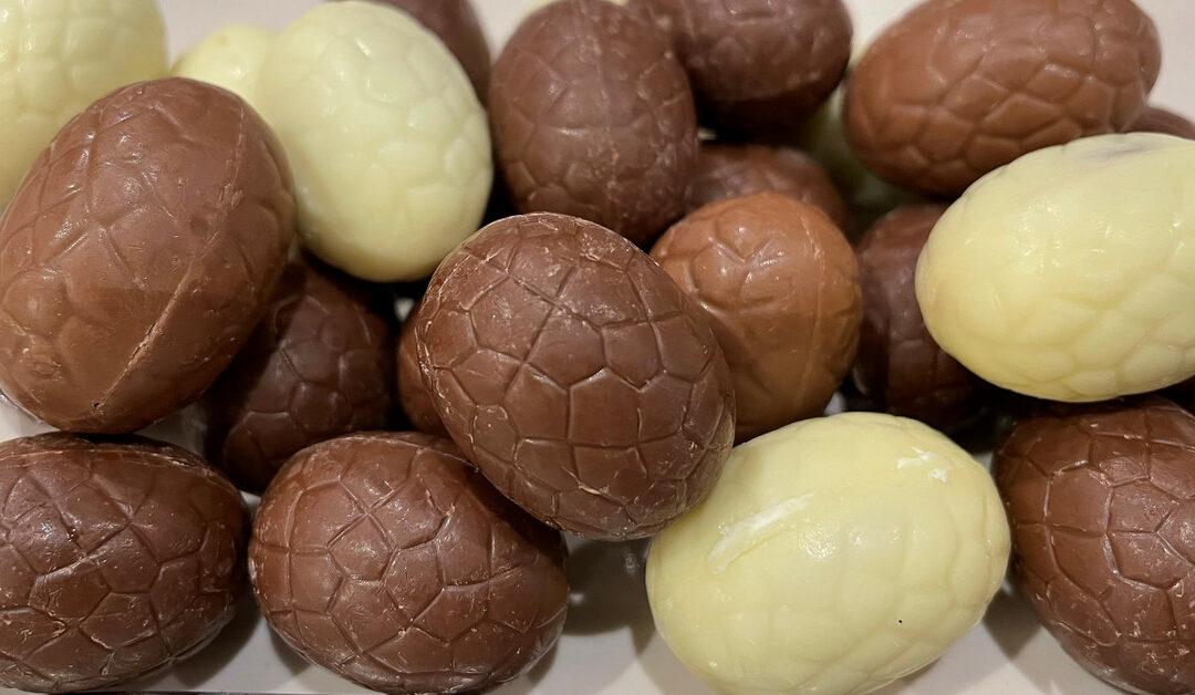 Vente d'œufs de Pâques 2021